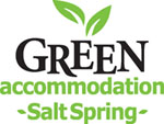 Green Accommodation - Salt Spring Island, BC