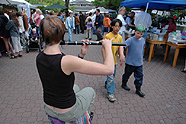 Music at the Salt Spring Island Market